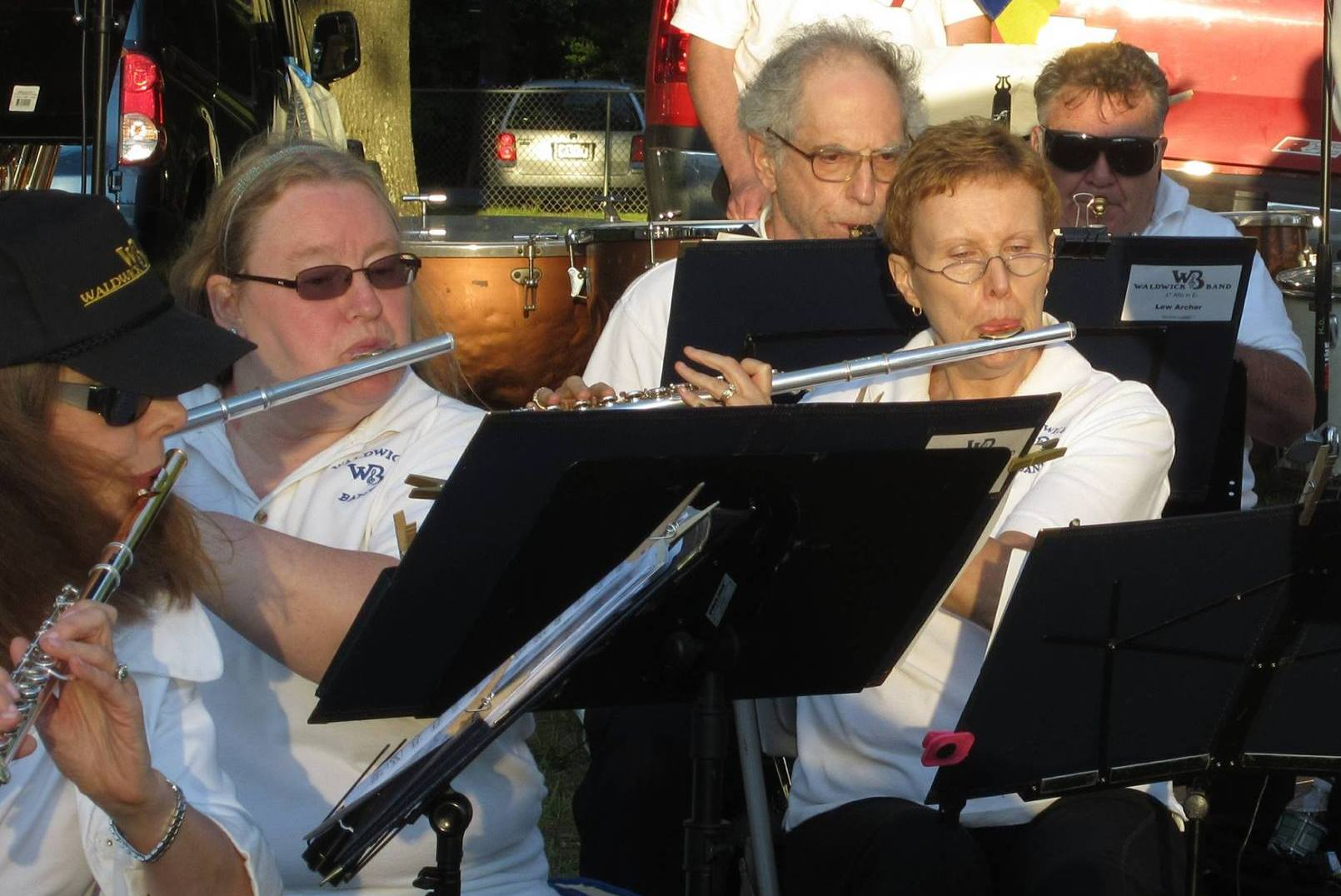 photo of flute section
